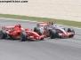 F1 2007 en el Circuit de Catalunya