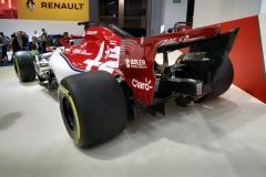 Modelos Racing en el salón del automovil 2019
