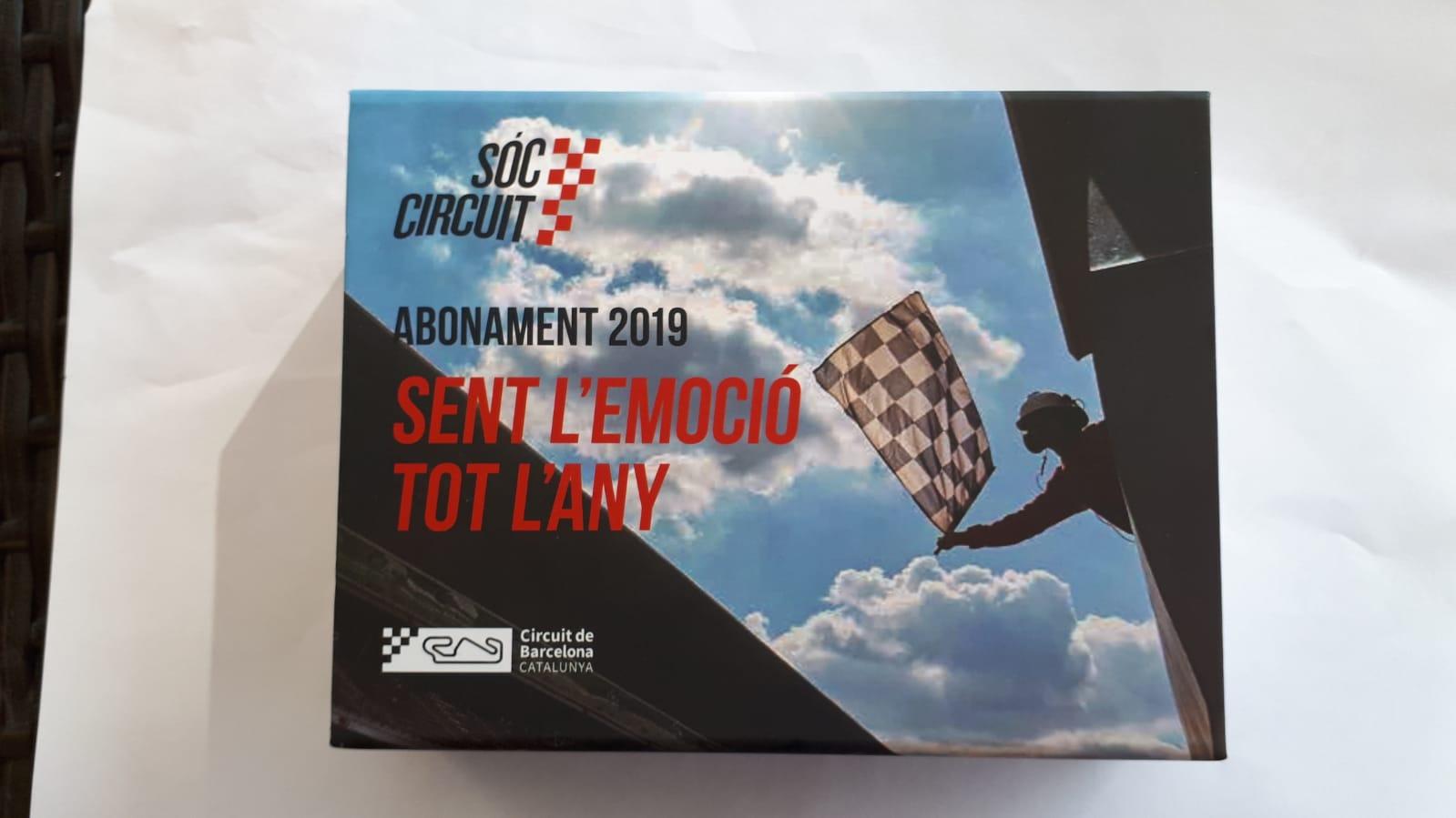 Acto de presentación temporada 2019 Circuit de Catalunya