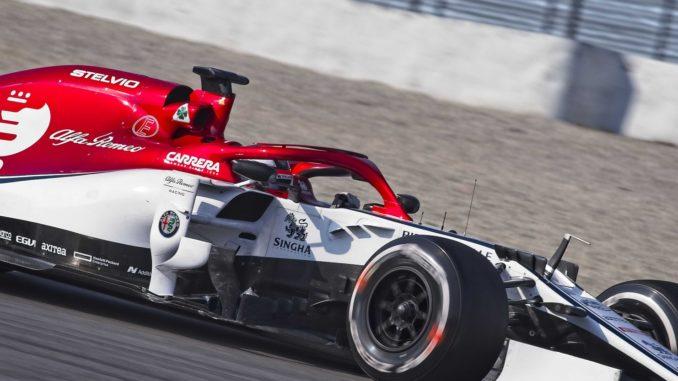 F1 Test 2019