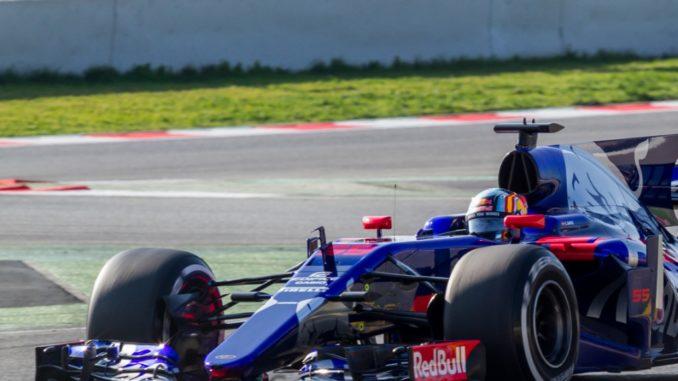 F1 test 2017