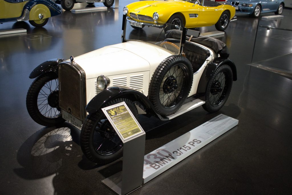 BMW 3/15 PS 1930