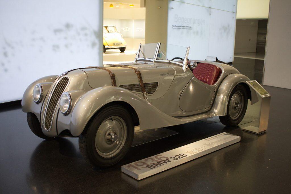 BMW 328 - 1936
