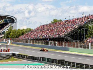 Salida de Boxex F1